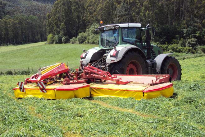 Aprobadas las bases reguladores del Plan Renove de maquinaria agrícola