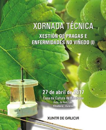 Xornadas técnicas sobre xestión de pragas e enfermidades no viñedo