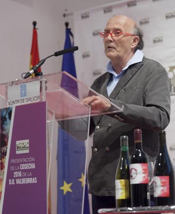 Os viños de Valdeorras conquistan Madrid