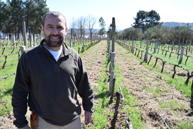 Unha adega galega entre as cinco mellores de España para a revista americana Wine & Spirits