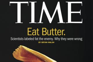 O consumo da manteiga en Estados Unidos supera ó da margarina tras 50 anos