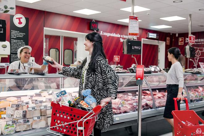 Sigue aumentando el consumo de carne en los hogares pero se estanca el de lácteos