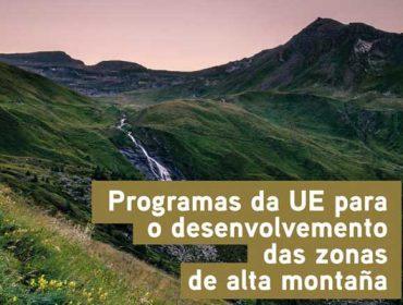 Jornada en A Pobra do Brollón sobre apoyos de la UE a zonas de alta montaña