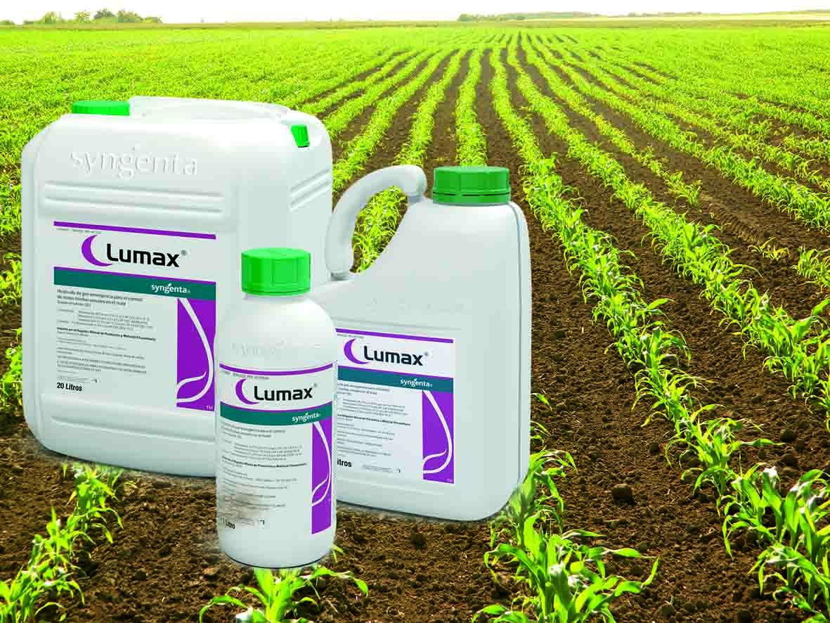 Syngenta presenta Lumax®, a xogada mestra para un control temperán das malas herbas do millo