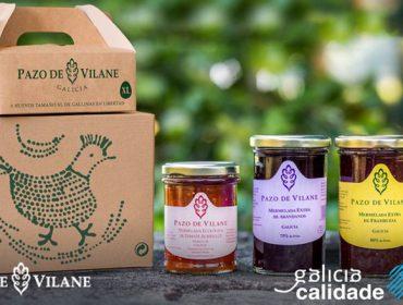 Galicia Calidade, Pazo de Vilane e Canal Cocina únense para promocionar os produtos galegos