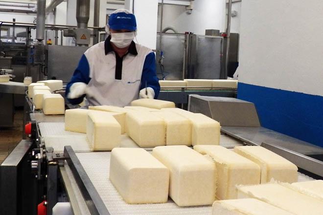 España aumenta as exportacións de produtos lácteos ao resto da UE