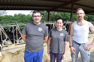 Gandería San Rian Holstein: aposta pola mellora xenética como estratexia de futuro