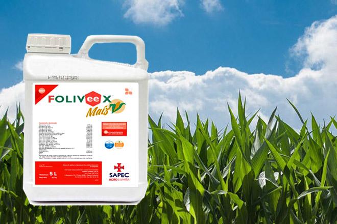 Foliveex Millo: fitonutriente para un mellor desenvolvemento do millo forraxeiro
