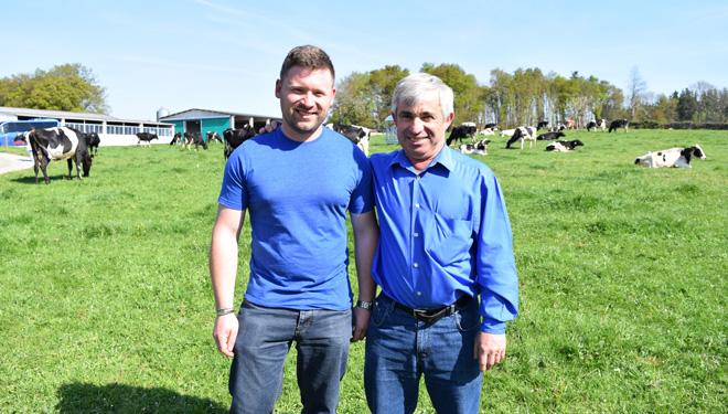Casa Codesal: un referente en España en la producción de leche ecológica