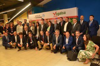 Vegalsa-Eroski descatará nos seus establecementos os produtos de Galicia Calidade