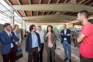 La Xunta luchará porque Galicia mantenga las ayudas actuales en la futura PAC
