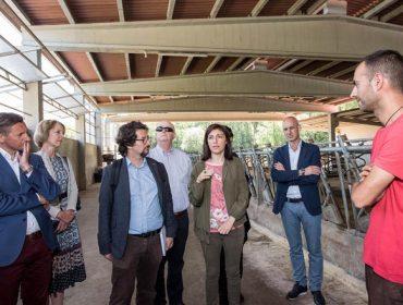 A Xunta loitará porque Galicia manteña as axudas actuais na futura PAC