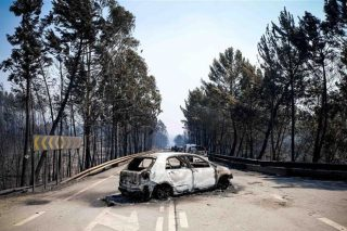 'Aldeas seguras, personas seguras', cómo Portugal se protege de los incendios rurales