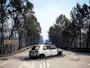'Aldeas seguras, persoas seguras', como Portugal se protexe dos incendios rurais