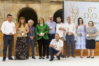 Ramón do Casar Treixadura 2016 e Elisa Collarte 2016  premiados como os mellores viños da  D.O. Ribeiro