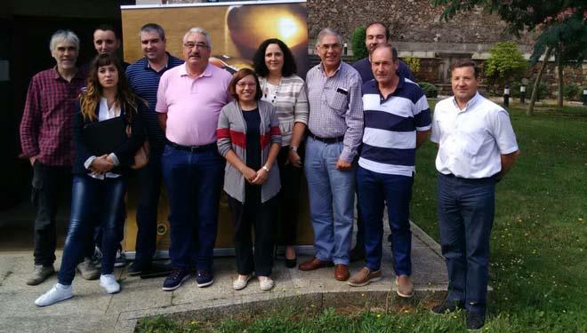 Consello da IXP Mel de Galicia.