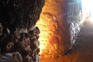 Cova que dá nome á marca Cova Baladal.