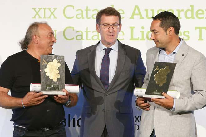 Premiados nas Catas de Galicia