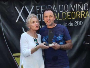 Casal Novo e D'Berna, primeiros premios da Cata Oficial de Valdeorras