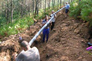 A privatización da auga no rural multiplica ata por dez o seu custo para os veciños