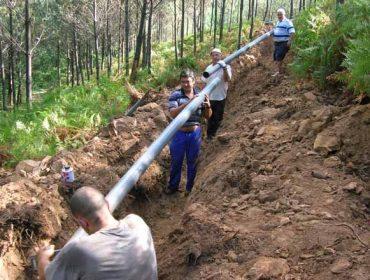 La privatización del agua del rural multiplica por diez su coste para los vecinos