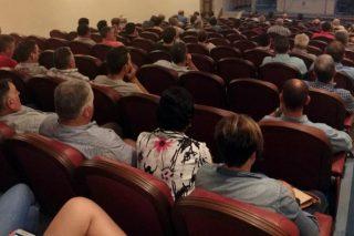 Jornada de Ulega en Lugo.
