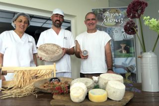 6 quesos gallegos elegidos entre los mejores de España en el Salón Gourmet 2019