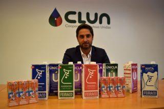 Clun empezará este ano a exportar a China os postres de Clesa e o leite Unicla