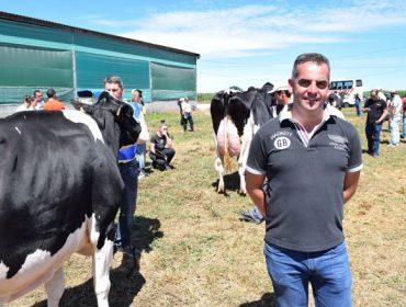 """""""As vacas de concurso son tamén vacas máis rendibles"""""""