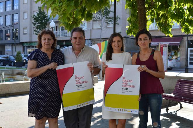 A XII Feira do Viño de Monterrei contará con 15 adegas participantes