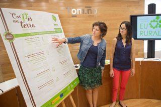 Programa da Escola Eu Rural: formación práctica para vivir do agro no Baixo Miño