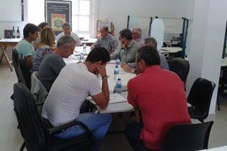 O novo presidente da D.O. Valdeorras comprométese a manter os compromisos e contratos en vigor