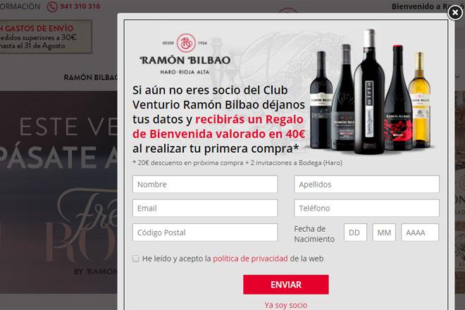 Consellos básicos para vender mellor o viño por internet