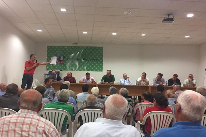 Tensa situación na cooperativa Xallas polo enfrontamento entre presidente e Consello Reitor