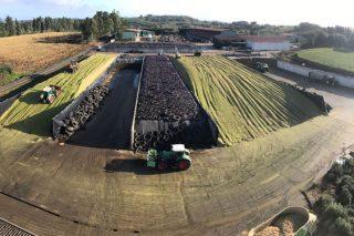 Vídeos da colleita de millo forraxeiro en Galicia