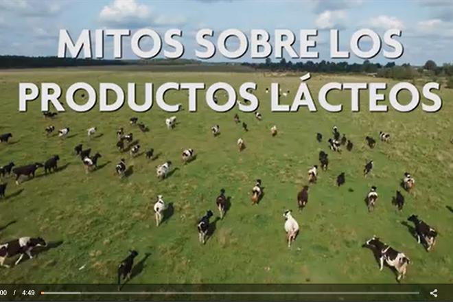 """Campaña sobre """"Mitos e falacias sobre o consumo de leite e os seus derivados"""""""