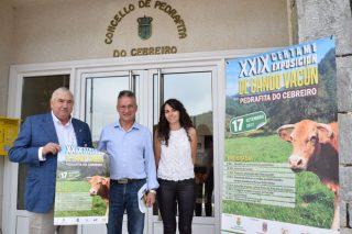 Programa do XXIX Certame de Gando Vacún de Pedrafita