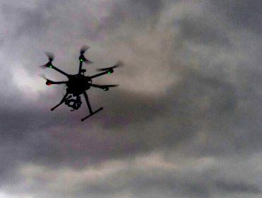 A Xunta utilizará drons para inspeccionar as franxas de seguridade contra os lumes
