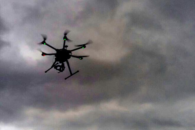 La Xunta utilizará drones para inspeccionar las franjas de seguridad contra incendios