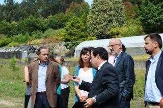 Reunión de seguemento do plan de innovación forestal apoiado por Inditex