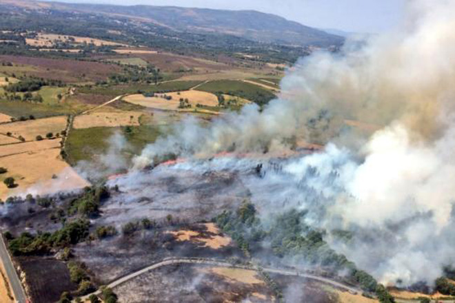Críticas do Sindicato Labrego sobre o Plan de Defensa contra Incendios 2019