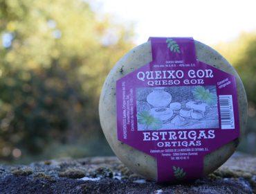 Sacan al mercado el primer queso con ortigas de España