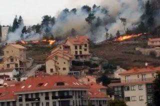 Recomendacións á poboación se hai lumes próximos