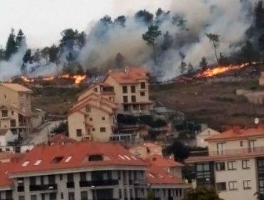 Unha xornada abordará en Vigo o redeseño do monte  periurbán para a defensa contra incendios
