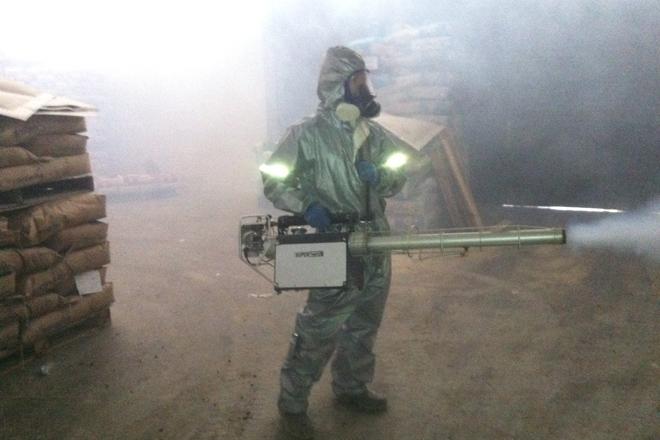 Sergal: unha empresa galega á vangarda en España na loita contra as pragas