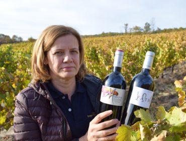 """""""Crego e Monaguillo naceu da paixón polo viño e da gratitude aos seres queridos"""""""
