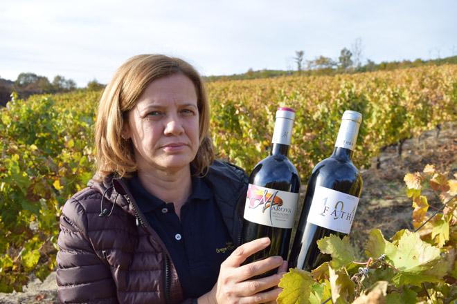 """""""Crego e Monaguillo nació de la pasión por el vino y de la gratitud a seres queridos"""""""