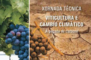 """Xornadas Técnicas: """"Viticultura e Cambio Climático. A pegada de carbono"""""""