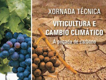 """Jornadas Técnicas: """"Viticultura y Cambio Climático. La huella de carbono"""""""