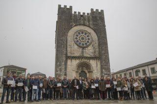A DO Ribeira Sacra entrega ás súas adegas os certificados de ENAC